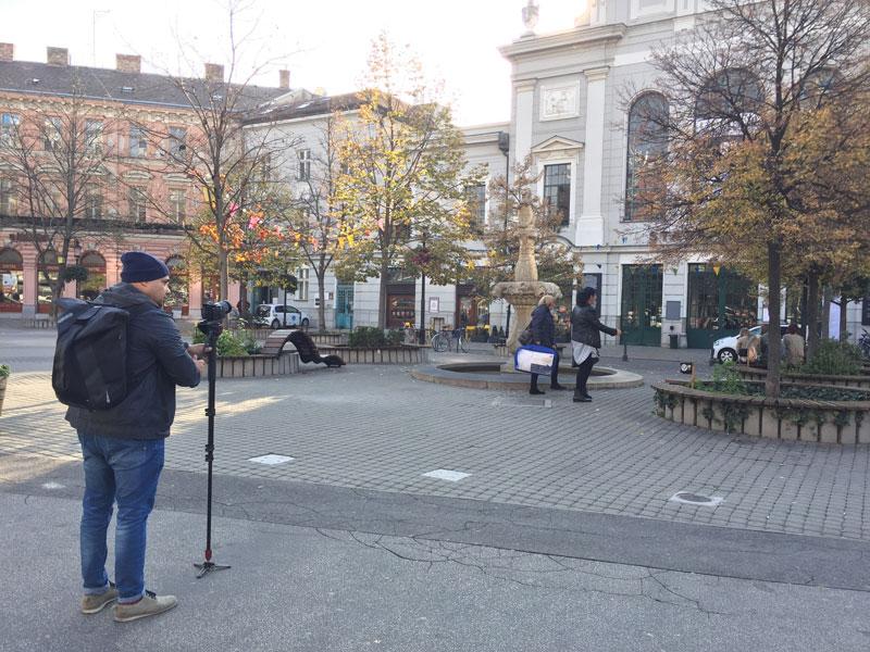 Bratislava site visit