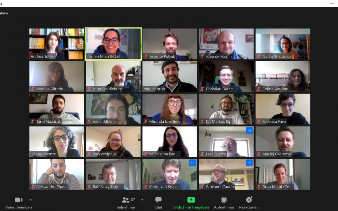 Consortium meeting – almost in Warsaw
