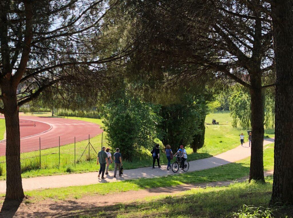 Reopening: heritage walking tours in the spring